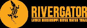 The Rivergator Logo